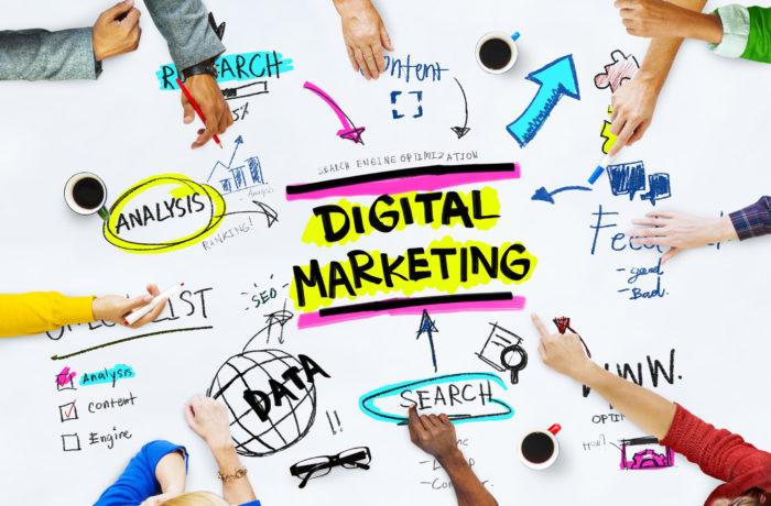 Digital маркетинг, основные каналы