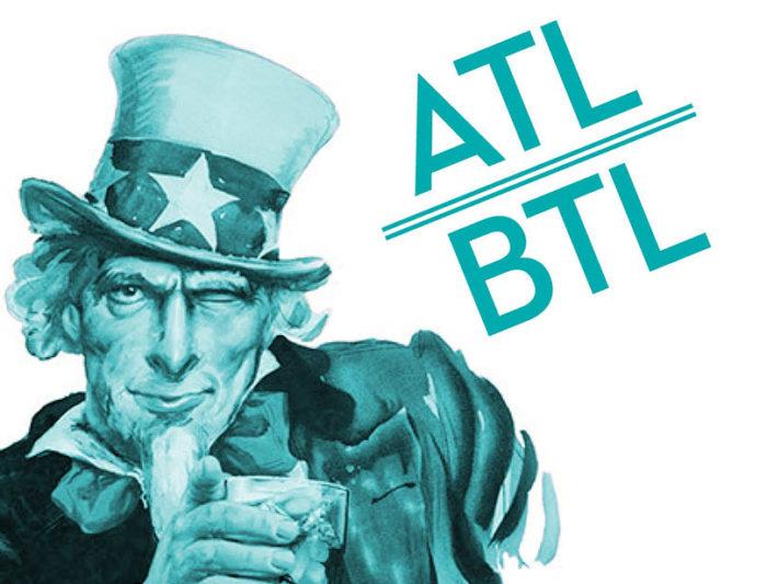 BTL и ATL реклама простыми словами